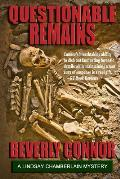Questionable Remains: Lindsay Chamberlain Mystery #2