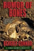 Rumor of Bones: Lindsay Chamberlain Mystery #1