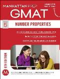 Number Properties Gmat Strategy Guide 6th Edition