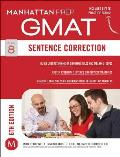Sentence Correction Gmat Strategy Guide 6th Edition