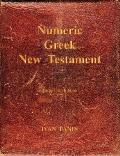 Numeric Greek New Testament: Large Print