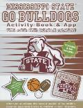 Go Mississippi State Bulldogs Activity Book & App