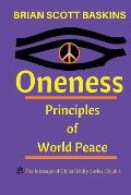 Oneness: Principles of World Peace