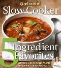 Get Crocked 5 Ingredient Slow Cooker Meals