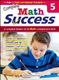 Complete Math Success Grade 5
