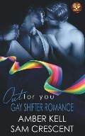 Out for You: Gay Shifter Romance