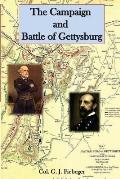 The Campaign and Battle of Gettysburg