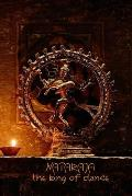Nataraja the King of Dance: 108-Page Writing Diary with the Dancing Form of Shiva Nataraj (6 X 9 Inches / Black)