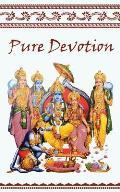 Pure Devotion: 108-Page Diary with Hanuman, Rama and Sita (5 X 8 - Pocket-Sized)