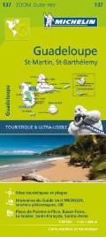 Michelin Guadeloupe Map 137