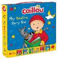 Caillou: My Bedtime Story Box: Boxed Set