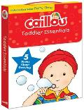 Caillou, Toddler Essentials: 5 Books about Growing