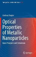 Optical Properties of Metallic Nanoparticles: Basic Principles and Simulation