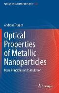 Optical Properties of Metallic Nanoparticles: Basic Principles and Simulation