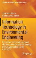 Information Technology in Environmental Engineering: Proceedings of the 7th International Conference on Information Technologies in Environmental Engi