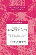 Social Impact Funds: Definition, Assessment and Performance