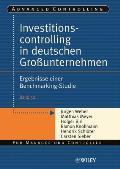 Investitionscontrolling in Deutschen Großunternehmen