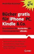 Bücher Gratis Für Iphone, Pc, Kindle & Co.