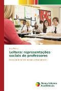 Leitura: Representacoes Sociais de Professores