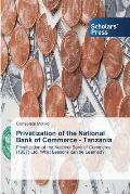 Privatization of the National Bank of Commerce - Tanzania