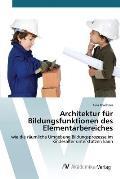 Architektur Fur Bildungsfunktionen Des Elementarbereiches