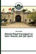 Ahmed Ru Di Karaa Aci Ve Hall-I Rumuz Adl Iir Erhi