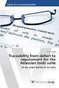 Traceability from Defect to Requirement for the Atlassian Tools Suite