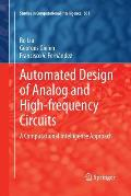 Automated Design of Analog and High-Frequency Circuits: A Computational Intelligence Approach
