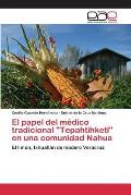 El Papel del Medico Tradicional Tepahtihketl En Una Comunidad Nahua