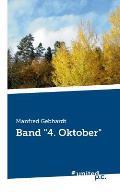 Band 4. Oktober