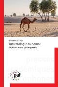 Dialectologie Du Somali
