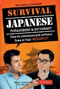 Survival Japanese How to...