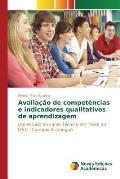 Avaliacao de Competencias E Indicadores Qualitativos de Aprendizagem