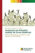 Avaliacao Em Filosofia: Analise de Livros Didaticos