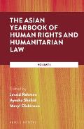 The Asian Yearbook of Human Rights and Humanitarian Law: Volume 1, 2017