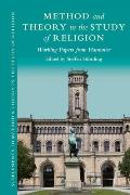 Method and Theory in the Study of Religion: Working Papers From Hannover