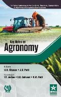 Key Notes on Agronomy