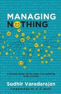 Managing Nothing