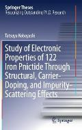 Study of Electronic Properties of 122 Iron Pnictide Through Structural, Carrier-Doping, and Impurity-Scattering Effects