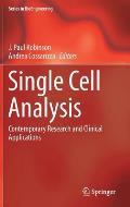 Single Cell Analysis: Contemporary Research and Clinical Applications
