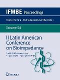 II Latin American Conference on Bioimpedance: 2nd Clabio, Montevideo, September 30 - October 02, 2015