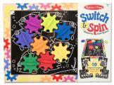 Switch & Spin Magnetic Gear Bo