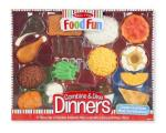 Food Fun Combine & Dine Dinners - Red