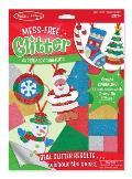 Mess Free Glitter - Christmas Ornaments