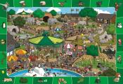 A Day in the Zoo-Spot & Find 100-Piece Puzzle