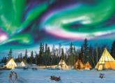 Northern Lights Yellowknife 1000-Piece Puzzle