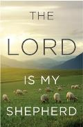 The Lord Is My Shepherd 25 Pack