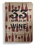 33 Bottles Of Wine