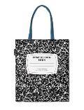 Composition Notebk Tote Bag