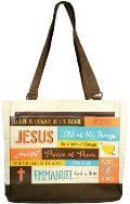 Tote Bag Names of Jesus